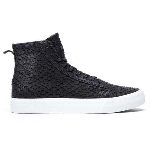 Obuwie sportowe dla mężczyzn, buty SUPRA - Belmont High Black-White (BKW) rozmiar: 42.5