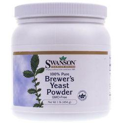 Swanson Brewer's Yeast Powder (drożdże piwne) - 454 g