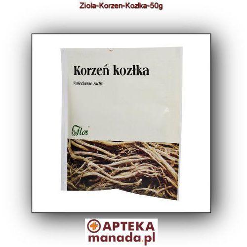 Zioła lecznicze, Korzen kozlka, ziolo pojed., (Kawon), 50 g