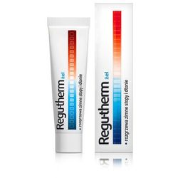 REGU-THERM Żel o działaniu rozgrzewającym 100 ml