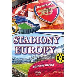 Stadiony Europy - Arti (opr. twarda)