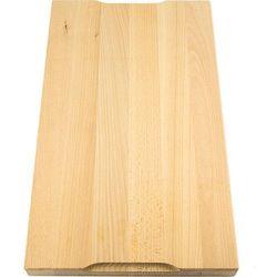 Deska do krojenia z drewna bukowego 500x350x40 mm | STALGAST, 344500