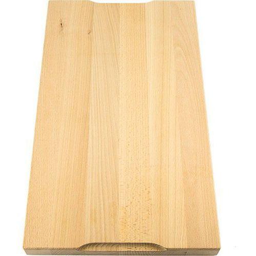 Deski kuchenne, Deska do krojenia z drewna bukowego 500x350x40 mm | STALGAST, 344500
