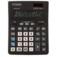 Kalkulatory, Kalkulator biurowy CITIZEN CDB1601-BK Business Line, 16-cyfrowy, 205x155mm, czarny