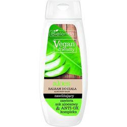 Bielenda Vegan Friendly Balsam do ciała nawilżający Aloes 400ml