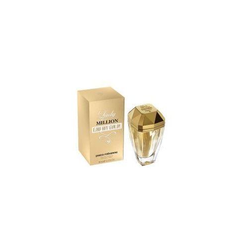 Testery zapachów dla kobiet, Paco Rabanne Lady Million Eau My Gold!, woda toaletowa, 80ml Tester (W)