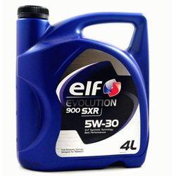 ELF5W30EVOSXR4-K OLEJ ELF 5W-30 EVOLUTION 900 SXR 4L KART RAVENOL