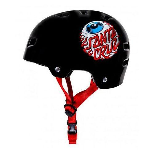 Ochraniacze na ciało, kask BULLET - Eyeball 49-54cm Gloss Black (GLOSS BLACK) rozmiar: OS