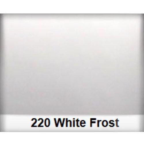 Akcesoria DJ, Lee 220 White Frost filtr folia - arkusz 50 x 60 cm