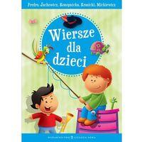 Książki dla dzieci, WIERSZE DLA DZIECI N.OKŁADKA TW/ZS (opr. twarda)