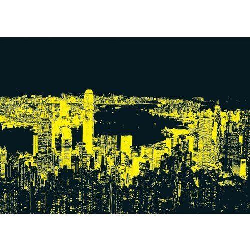 Puzzle, Puzzle 1000 Elementów Hong Kong Skyline