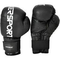 Rękawice do walki, Rękawice bokserskie AXER SPORT A1339 Czarny (12 oz)