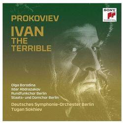 Prokofiev: Ivan The Terrible (CD) - Deutsches Symphonie Orchester