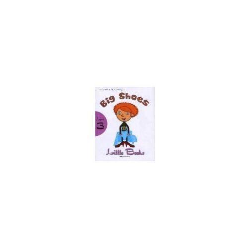 Książki dla dzieci, Big shoes + cd mm publications (opr. broszurowa)