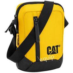 Torba miejska na tablet Caterpillar Project - żółty