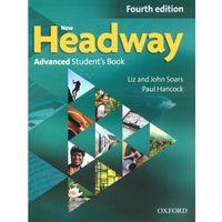Książki do nauki języka, Headway 4E NEW Advanced SB OXFORD - Liz Soars, John Soars (opr. broszurowa)