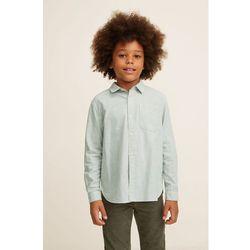Mango Kids - Koszula dziecięca Hopper 110-164 cm