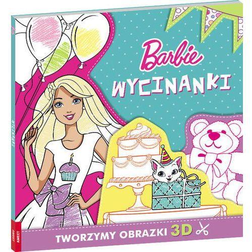Wycinanki, Barbie Wycinanki - Ameet OD 24,99zł DARMOWA DOSTAWA KIOSK RUCHU