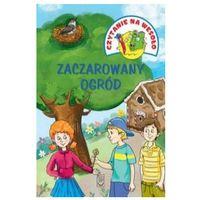 Literatura młodzieżowa, Zaczarowany Ogród Czytanie Na Wesoło - Iwona Czarkowska. Magdalena Pilch (opr. broszurowa)