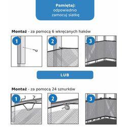 Reer Zabezpieczenie balustrady siatka 294x94cm (4013283717431)