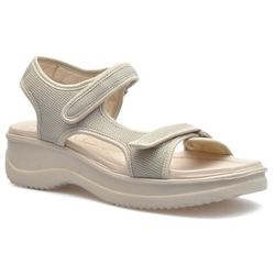 Sandały Azaleia 320-323 Beżowe