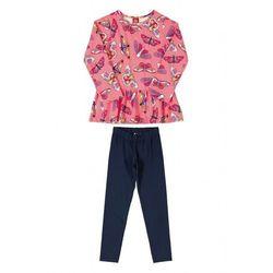 Komplet dziewczęcy bluza+spodnie 3P39AE Oferta ważna tylko do 2023-08-19