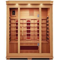 Sauna na podczerwień Haakala VANTAA III Premium Quartz