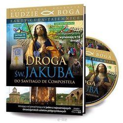 DROGA ŚW. JAKUBA DO SANTIAGO DE COMPOSTELA - Film DVD z serii: Ludzie Boga