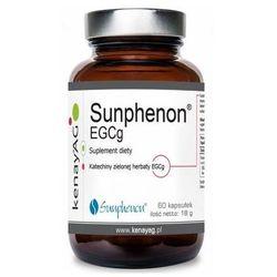Sunphenon EGCg - ekstrakt z Zielonej Herbaty (60 kaps.) Kenay AG