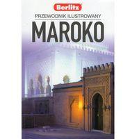 Przewodniki turystyczne, PRZEWODNIK ILUSTROWANY MAROKO (opr. broszurowa)