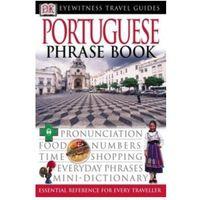 Przewodniki turystyczne, Portugalia rozmówki Dorling Kinderslay Portuguese Phrasebook (opr. miękka)