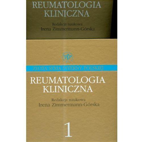 Książki medyczne, REUMATOLOGIA KLINICZNA TOM I-II (opr. twarda)