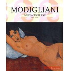 25 Modigliani Dzieła Wybrane (opr. twarda)