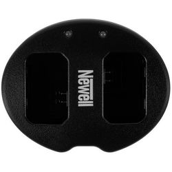 Newell Ładowarka dwukanałowa SDC-USB do akumulatorów NP-FW50