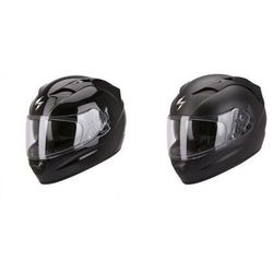 SCORPION KASK INTEGRALNY EXO-1200 AIR BLACK, MATT BLACK XS - XXL