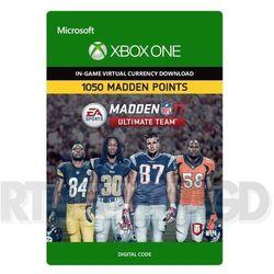 Madden NFL 17 - 1050 Punktów [kod aktywacyjny]