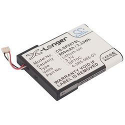Sony PSP E1000 / SP70C 900mAh 3.33Wh Li-Ion 3.7V (Cameron Sino)