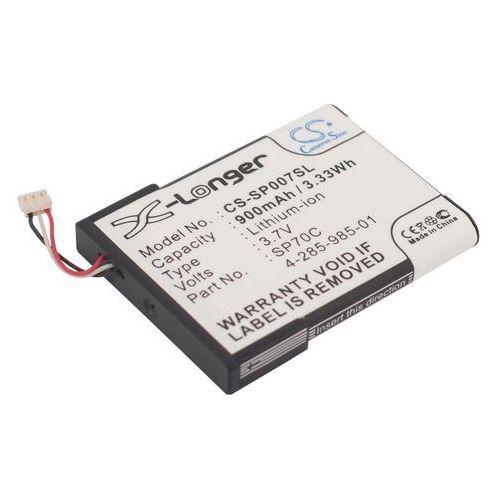 Akcesoria do PSP, Sony PSP E1000 / SP70C 900mAh 3.33Wh Li-Ion 3.7V (Cameron Sino)