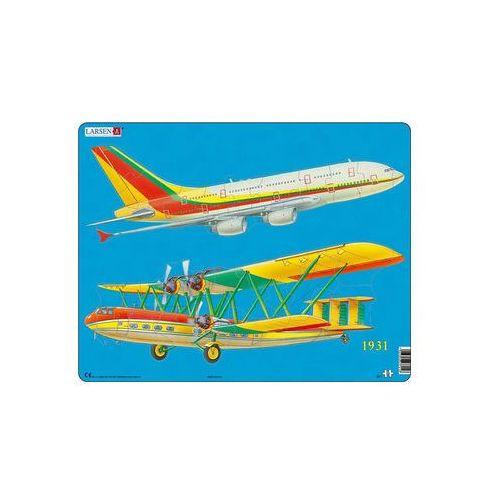 Puzzle, Puzzle MAXI - Letecká doprava/23 dílků neuveden