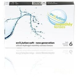 evo2lution monthly lenses 6szt.