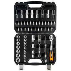 Zestaw kluczy nasadowych NEO 1/2 cala 08-663 (58 elementów) + Zamów z DOSTAWĄ JUTRO! + DARMOWY TRANSPORT!