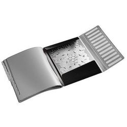 Teczka segregująca Leitz Style 12 przegródek 200 kartek satynowa czerń 39960094