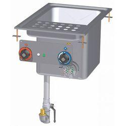 Makaroniarka elektryczna   25L   GN 2/3   7800W   400x600x(H)660mm