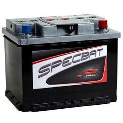 Akumulator SPECBAT 12V 60Ah/480A niska