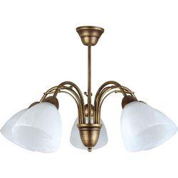 Żyrandol Klara 5 504/5 - Lampex - Sprawdź kupon rabatowy w koszyku