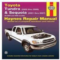 Biblioteka motoryzacji, Toyota Tundra & Sequoia (01 - 07) (USA)