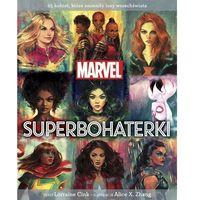 Literatura młodzieżowa, MARVEL Superbohaterki. Darmowy odbiór w niemal 100 księgarniach!