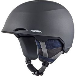 ALPINA MAROI DENIM GREY MATT KASK NARCIARSKI FREERIDE R. 61-64 cm