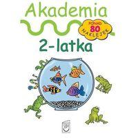 Literatura młodzieżowa, Akademia 2-latka biała (opr. broszurowa)