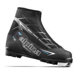Alpina buty do narciarstwa biegowego T 10 Eve Black/Blue/White 36 - BEZPŁATNY ODBIÓR: WROCŁAW!